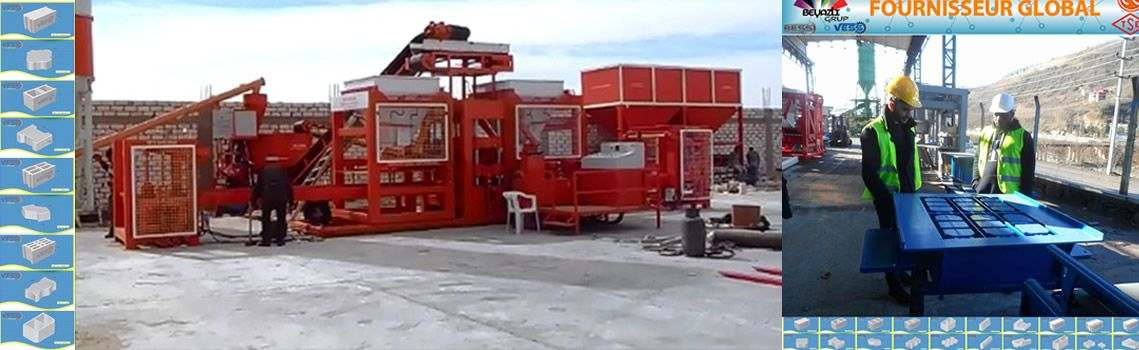 Bess Machine Hourdis Machine De Fabrication Hourdis