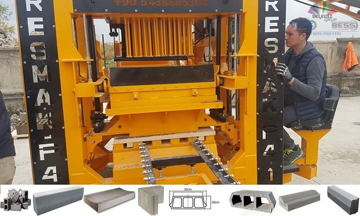 machine fabrication brique machine fabrication bordure machine fabrication pave 10