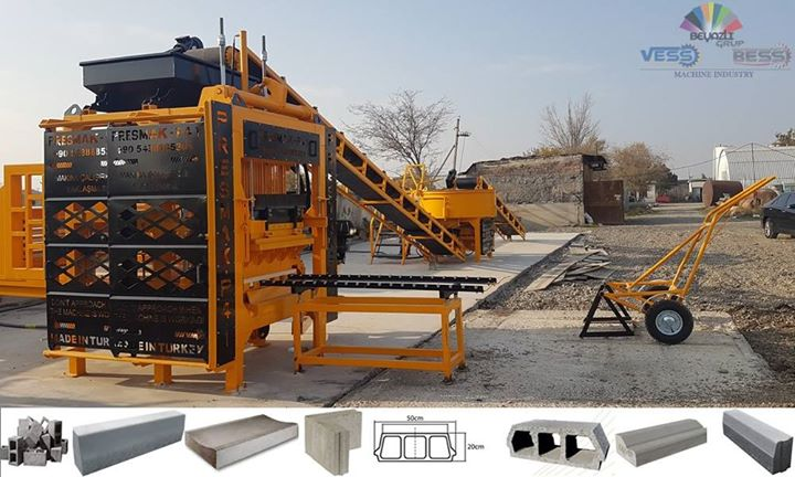 machine fabrication brique machine fabrication bordure machine fabrication pave 6 2